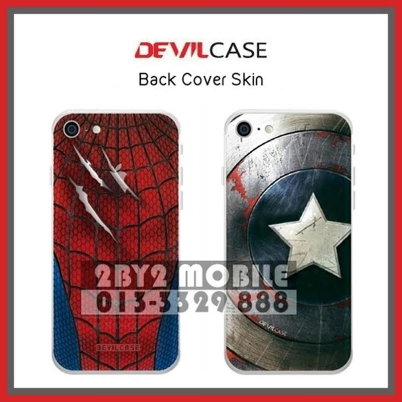 [Ori] DEVILCASE Craft Drawing Back Cover Skin Apple iPhone 7 / 7 Plus