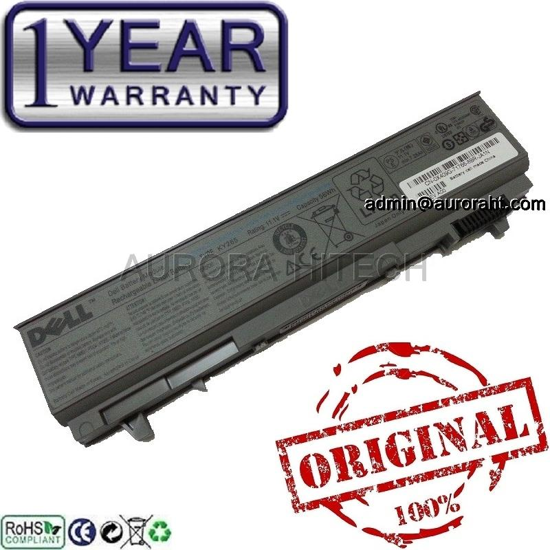 New ORI Original Dell Latitude E6400 E6410 E6500 E6510 KY268 Battery