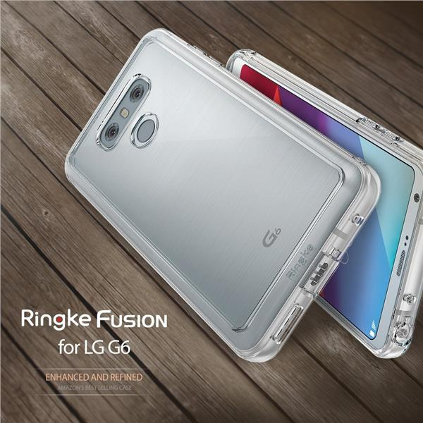 [Ori] Rearth Ringke Fusion | Onyx Case for LG G6 / G6 Plus