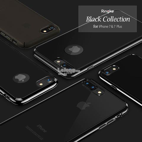 [Ori] Ringke Fusion/Slim/Air Case Black Series - iPhone 7 / 7 Plus /7+