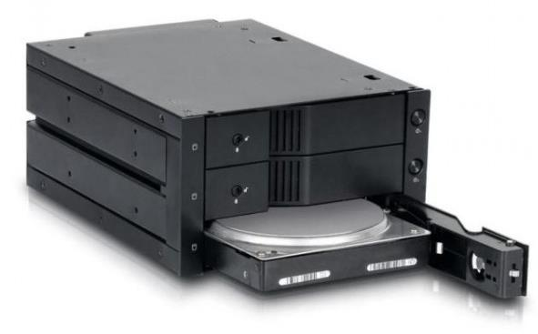 ORICO 3 IN 1 SATA HDD MOBILE RACK (ORICO-6203SS-BK)