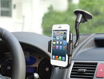 ORIGINAL AVANTREE HD160 Car Phone Windshield Suction Holder iPhone 5S