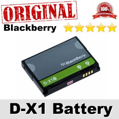 Original Blackberry DX1 D-X1 Thunder 9500 Battery 1Year WARRANTY