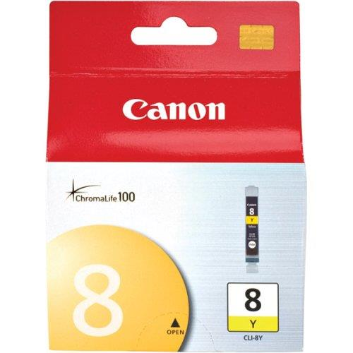 Original Canon CLI-8 Yellow Ink Cartridge Canon Pixma iP3300