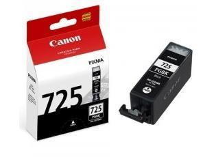 Original Canon PGI-725 Black Ink Cartridge ( PGI725 PGI 725 )