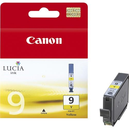 Original Canon PGI-9 Yellow Ink Cartridge Canon Pixma iX7000
