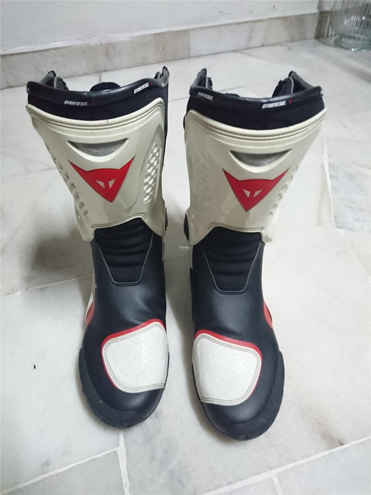 Original Dainese TR Cross Out Riding Boots 8UK / 9US
