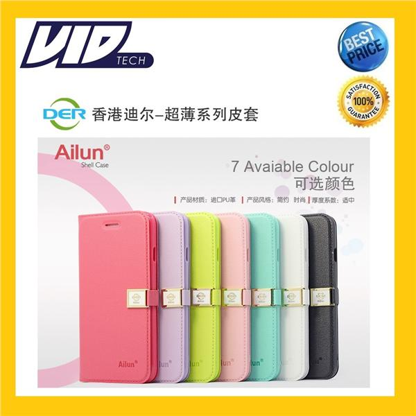Original Der Ailun Luxury Casing for iPhone 4 4s 5 5s Note 2 S2 S3