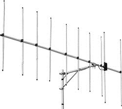 Original Diamond A144S10R VHF Base Station Yagi Beam for @ icom yaesu