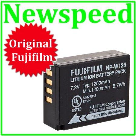 Original Fuji Fujifilm NP-W126 Battery Pack NPW126 for X-E2 XE2 XE-2