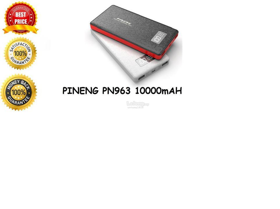 (ORIGINAL) Genuine Pineng Powerbank PN953 / PN963 10000mAh