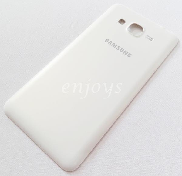 ORIGINAL HOUSING Battery Cover Samsung Galaxy Grand Prime G530H ~WHITE