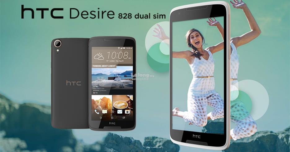 (ORIGINAL) HTC WARRANTY HTC Desire 828 Dual