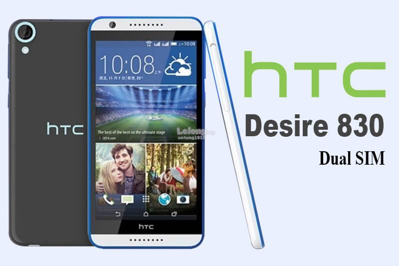 (ORIGINAL) HTC WARRANTY HTC Desire 830
