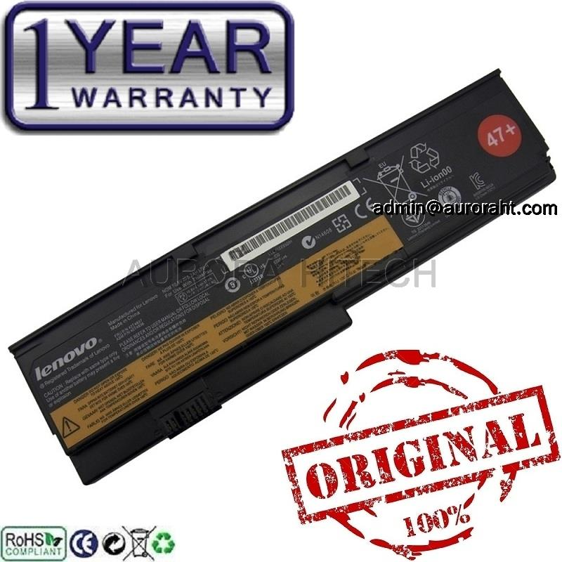 Original IBM Lenovo 42T4834 42T4835 43R9253 43R9254 X200 Battery