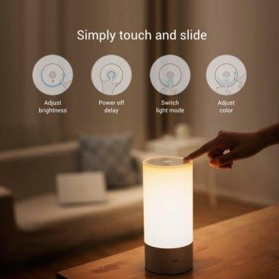 Original Import Xiaomi Yeelight Bedside Night Lamp