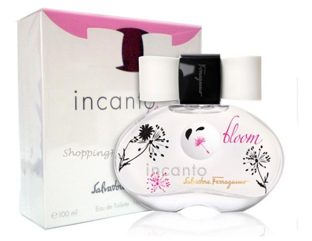 ORIGINAL Incanto Bloom by Salvatore Ferragamo (W) EDT Spray 100ml