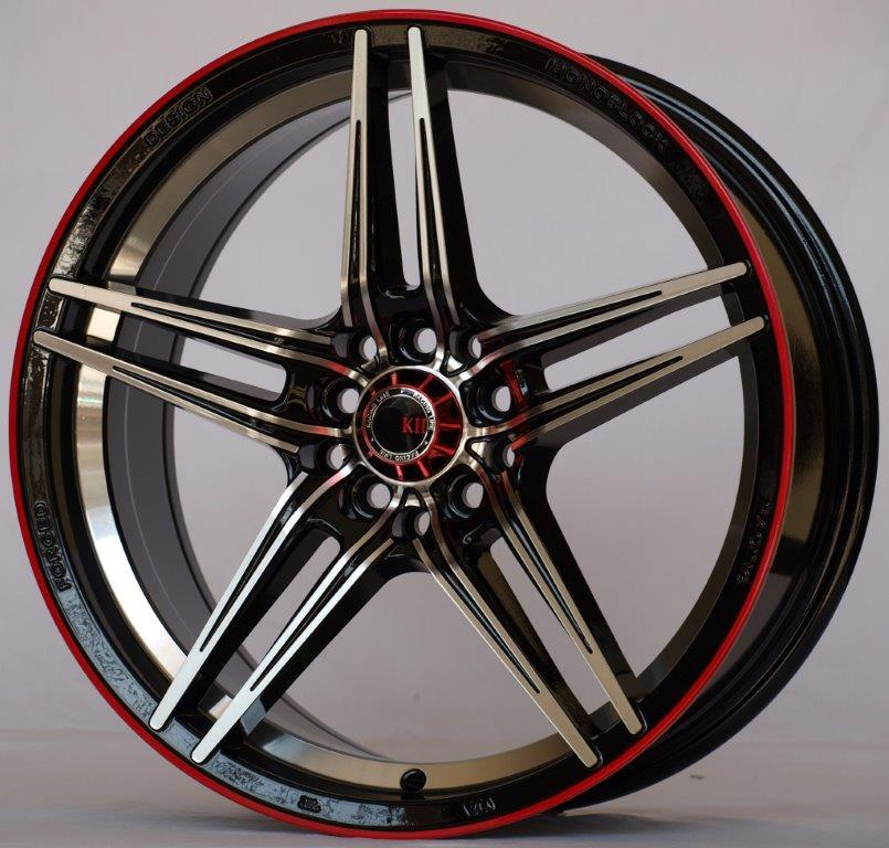New Original K-II0820 Rim 15Inch For Myvi Jazz Vios Saga Almera Gen2
