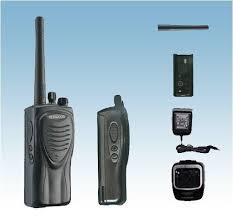 ORIGINAL KENWOOD WALKIE TALKIE HEAVY DUTY + 2 YEARS WARRANTY