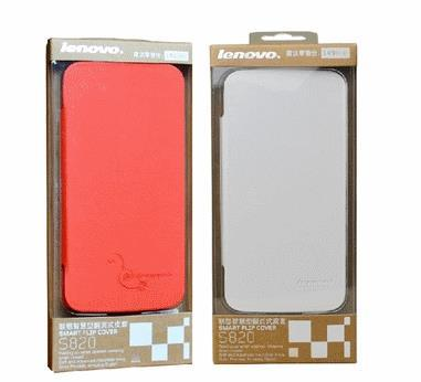 Original Lenovo S820 Smart Flipcase Autowake up