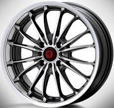 New Original Lenso SC-09 Rim 15Inch For Gen2 Myvi  Vios City M15-13