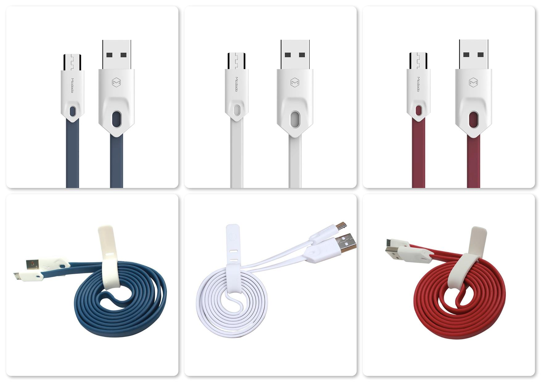Original Mcdodo 1m MicroUSB Data Cable