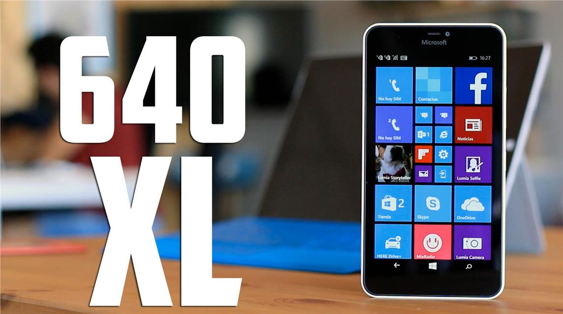 (ORIGINAL) Microsoft Lumia 640 XL