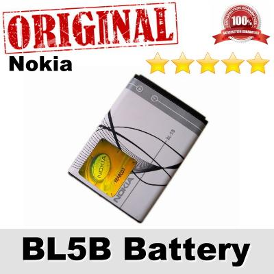 Original Nokia BL5B BL-5B 6021 5500 N80 6020 Battery 1Year WARRANTY