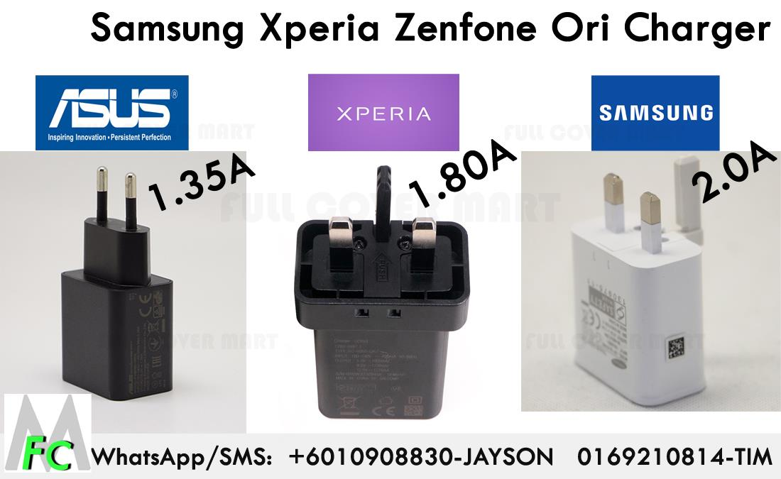 Original ori Charger Adapter for ASUS Zenfone samsung Sony