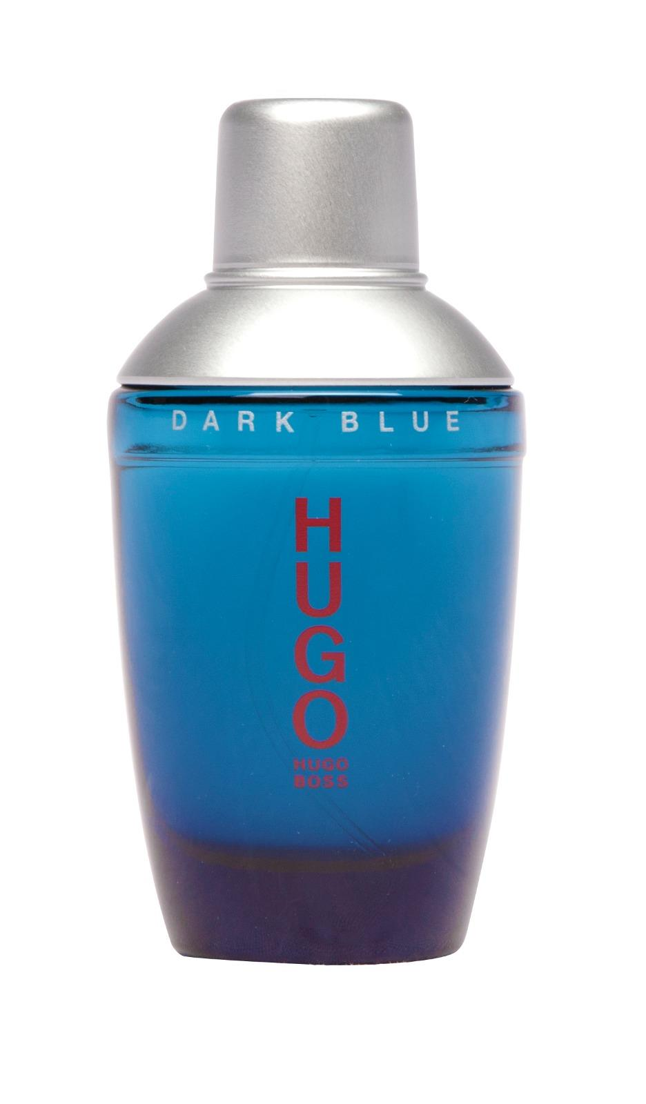 ***ORIGINAL PERFUME*** HUGO BOSS DARK BLUE 75ML #NO BOX