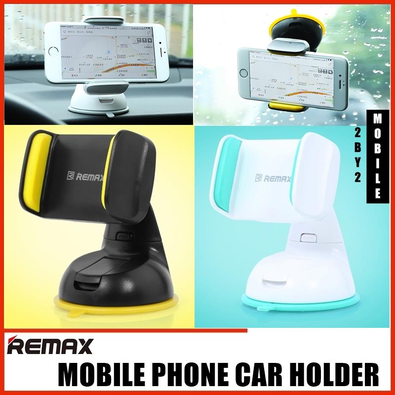 ORIGINAL REMAX RM-C06 MOBILE PHONE DASHBOARD GPS STANDABLE CAR HOLDER