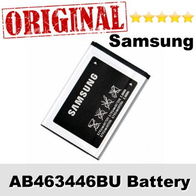 Original Samsung AB463446BU SGH-S3110 X150 X160 Battery 1Y WARRANTY