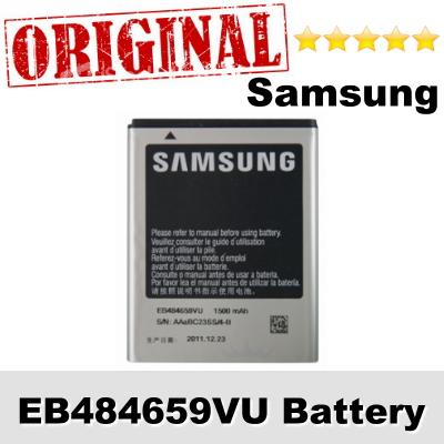 Original Samsung Galaxy S WiFi EB484659VU Battery 1Year WARRANTY