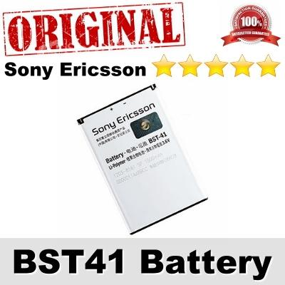 Original Sony Ericsson BST41 BST-41 M1i Aspen Faith Battery 1Year WTY