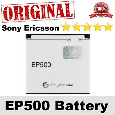 Original Sony Ericsson EP500 Xperia X8 E15i Battery 1Year WARRANTY