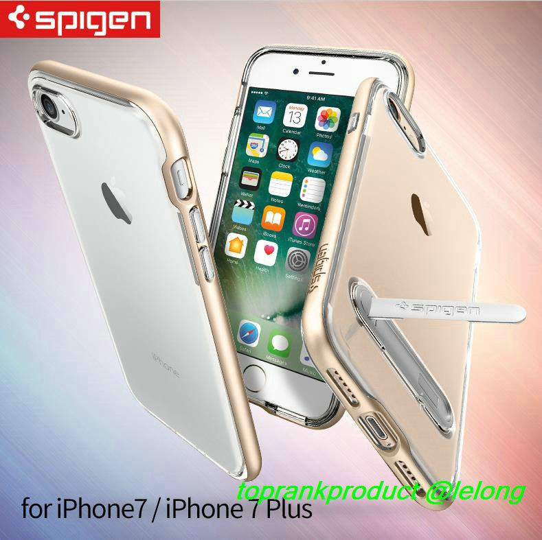 Original Spigen Apple iPhone 7 / Plus Neo Crystal Hybrid Case Cover