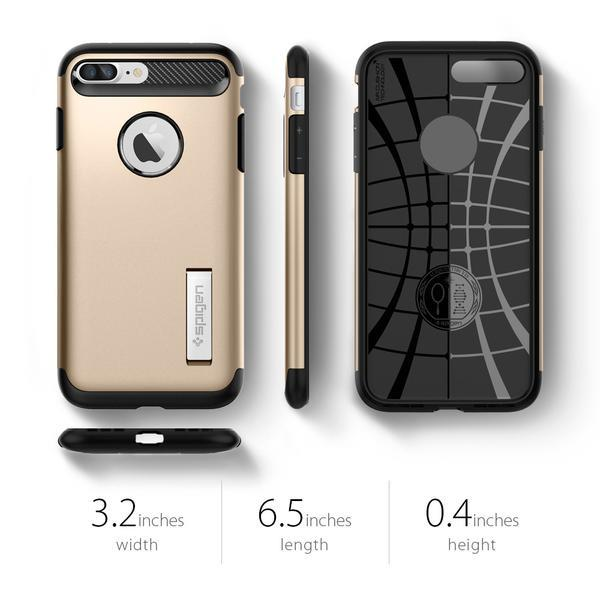 Original Spigen Slim Armor Case for Apple iPhone 7 Plus