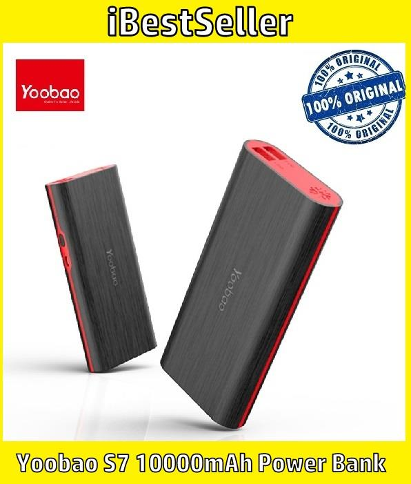 Original Yoobao S7 10000mAh Power Bank/Yoobao 10000mAh Power Bank