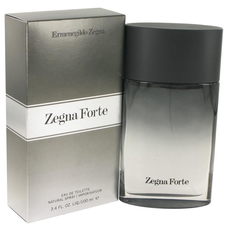 ORIGINAL Zegna Forte EDT 100ML Perfume