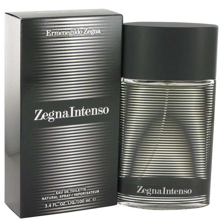 ORIGINAL Zegna intenso EDT 100ML Perfume