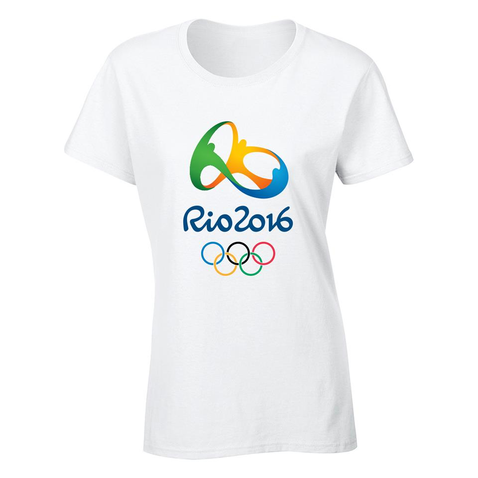 OS580F Olympic Rio 2016 Female T-shirt