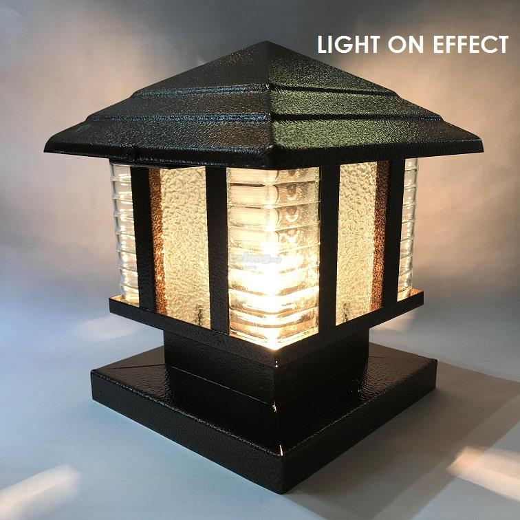 Outdoor Pillar Light (O-28-200)