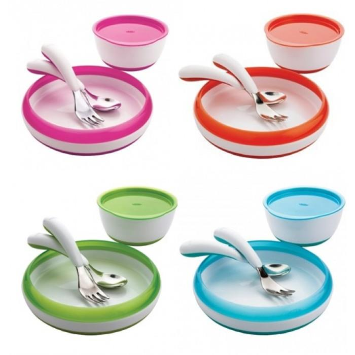 OXO Tot - 4pc Feeding Set