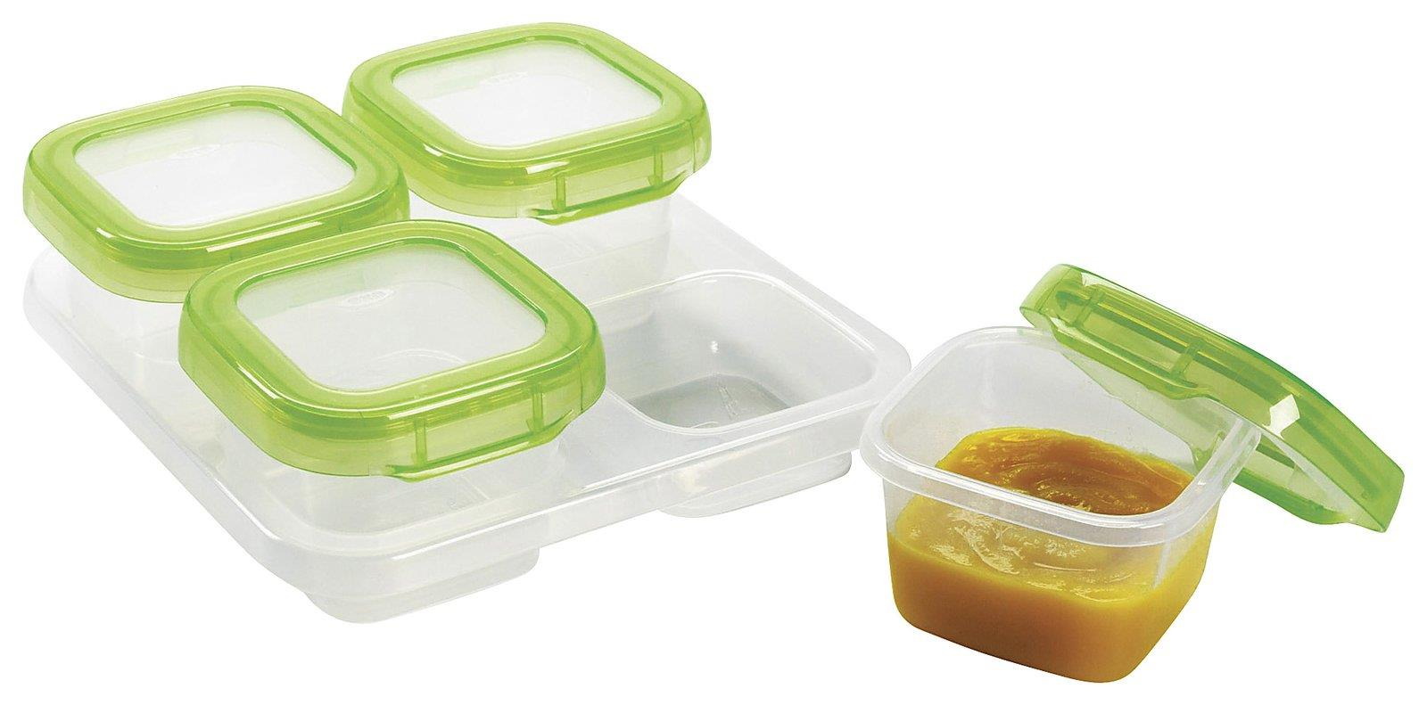 OXO Tot - Baby Blocks Freezer Container - 4Oz