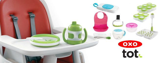 OXO Tot : Premium Quality Baby Fork & Spoon Set