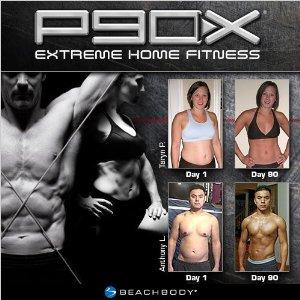 P90 + P90M + P90X - Most Extreme Home Fitness Training System Ever !