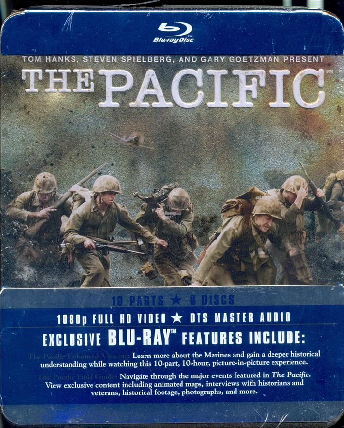 The Pacific - New Blu-Ray