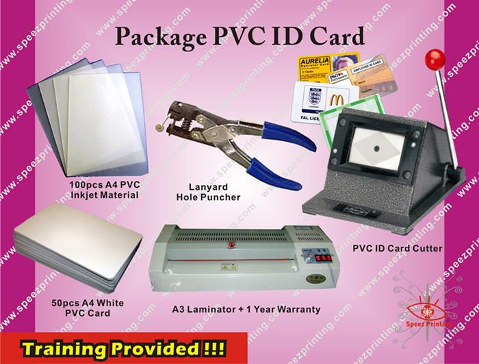 Package PVC ID Card Cutter