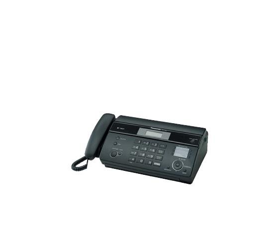 Panasonic Compact Personal Home Use Fax KX-FT982 (Black)