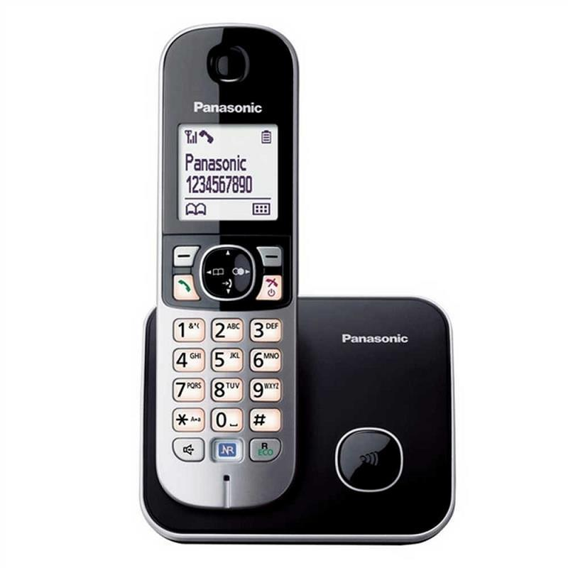 Panasonic DECT phone with Power backup KX-TG6811